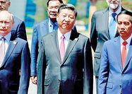 دومینوی چینستیزی در آسیا