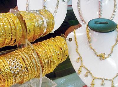 حضور 500 شرکت سازنده طلا و جواهر در دبی