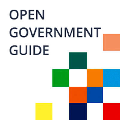 دستورالعمل شفافیت دولت