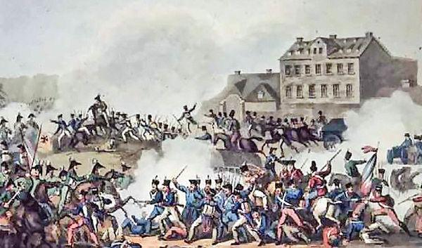 حمله ناپلئون به روسیه