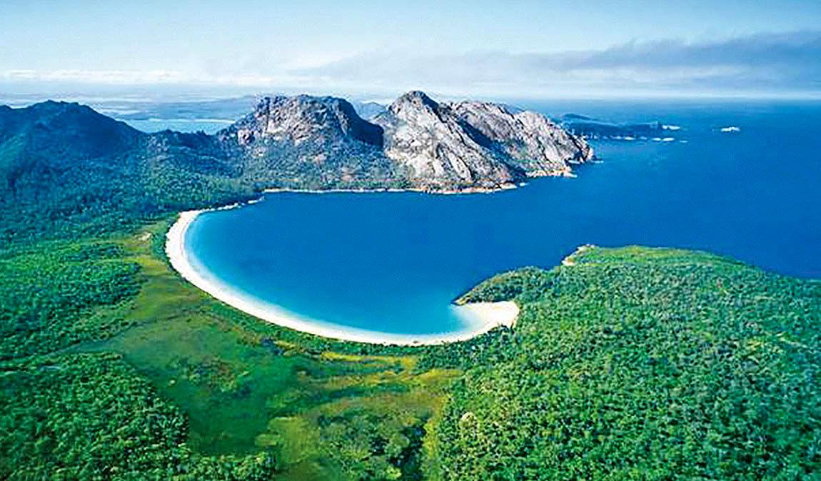 کاشف جزیره تاسمانی