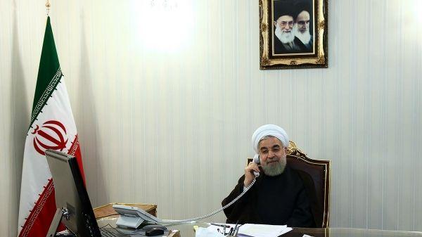 تماس تلفنی رئیس جمهور با وزیر کشور، استاندار تهران و رئیس جمعیت هلال احمر ایران