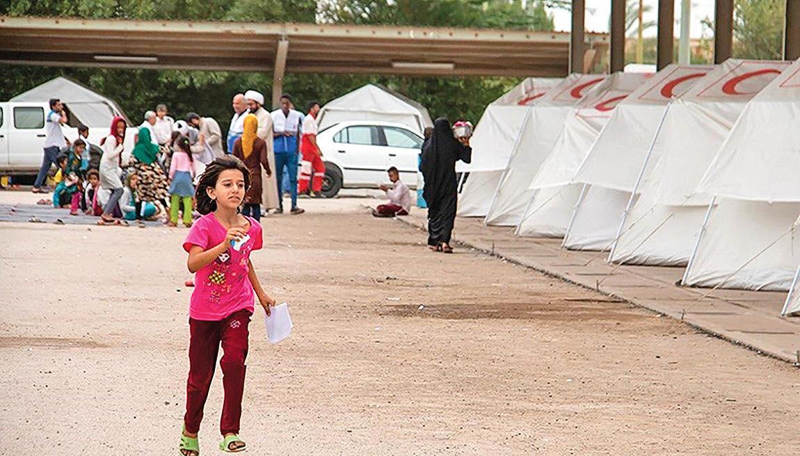 فصل دوم امداد در خوزستان