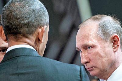 جنگ سرد با روسیه در دقیقه 90