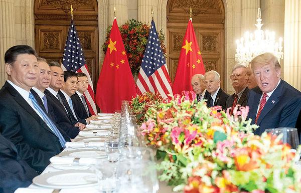 آتشبس 90 روزه در جنگ تجاری