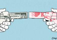 اثر جنگ تجاری بر ایران