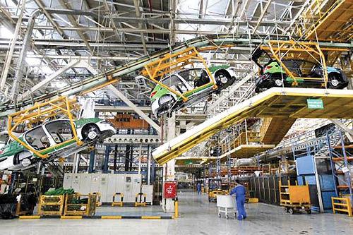 تولید و واردات خودرو در مسیر جدایی