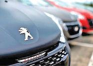 کاهش فروش خودرو در فرانسه