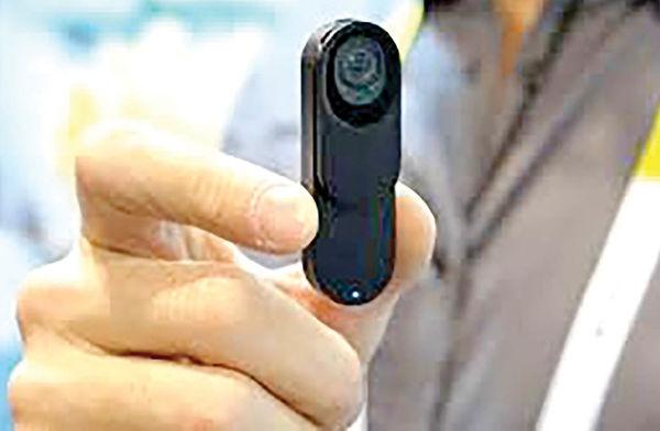 ابداع دوربین برای تنظیم معاشرت افراد