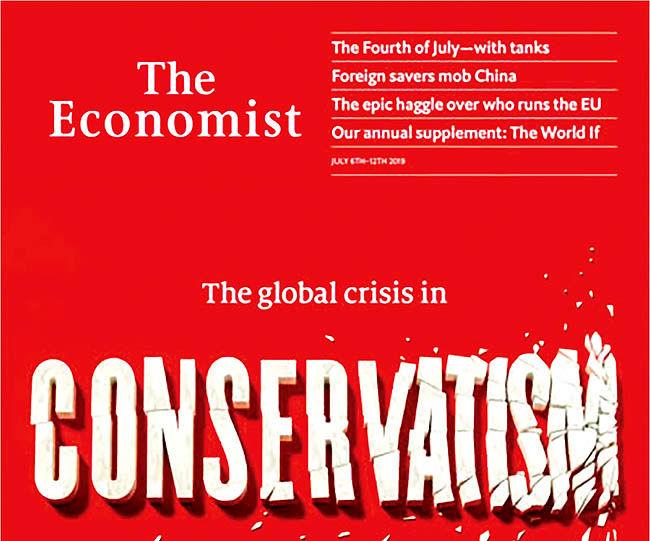 پایان لیبرالیسم یا محافظهکاری