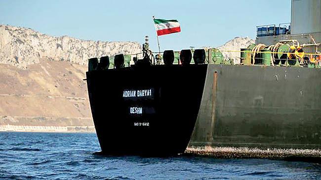 خشم آمریکا از آزادی آدریان دریا