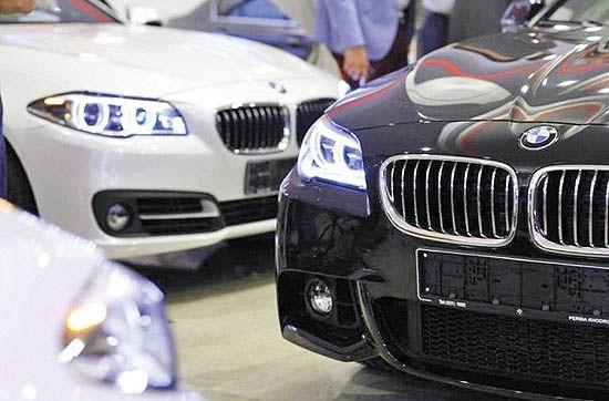 دورنمای نوسانات بازار خودروی آلمان