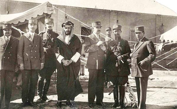 شیخ خزعل و مشروطه