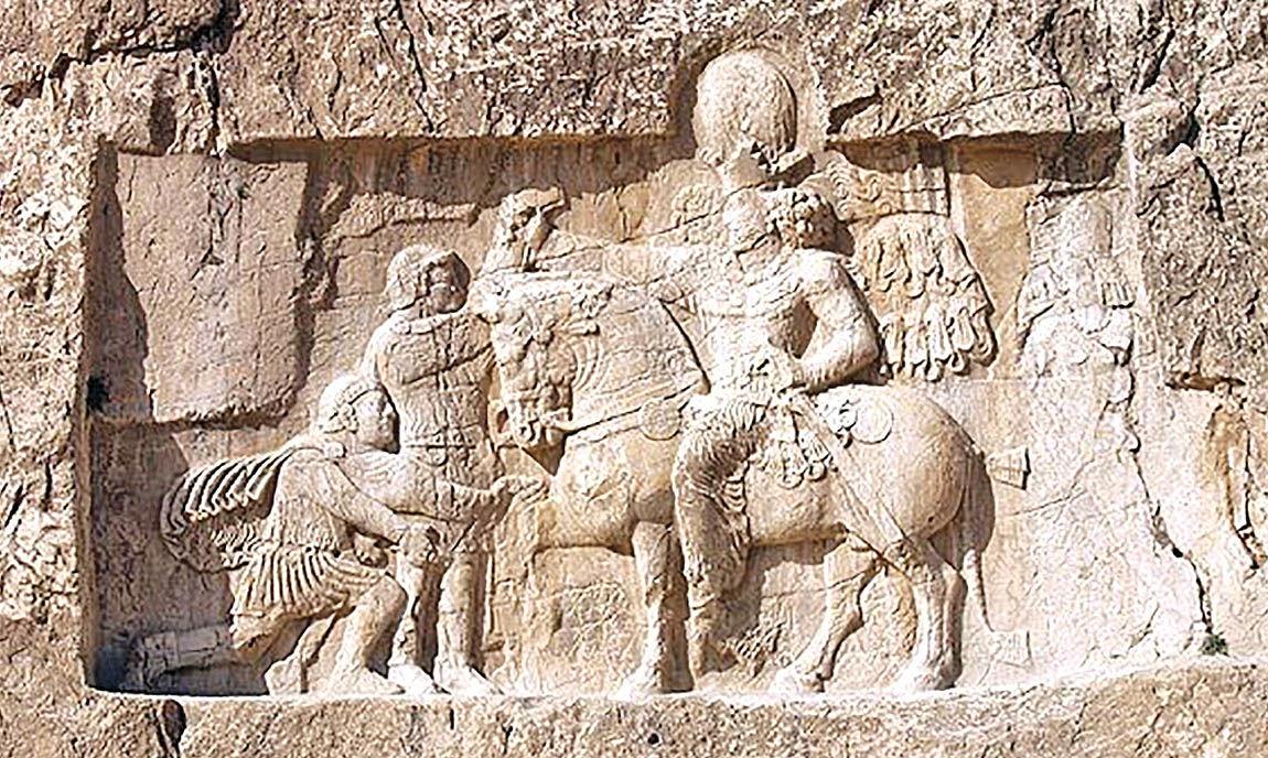 شکست ساسانیان از رومیان