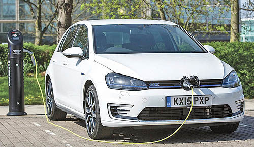 کاهش آلایندگی خودروها در آلمان