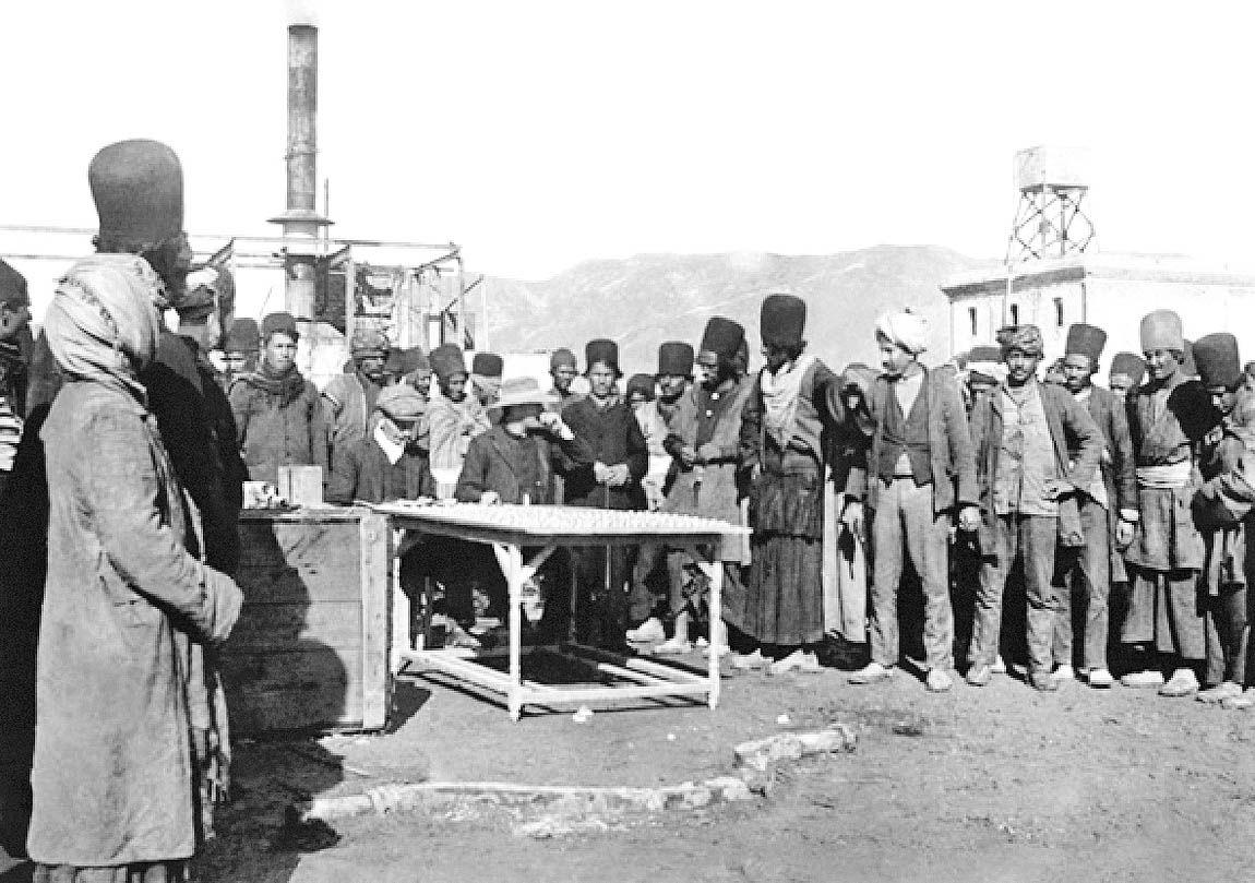 شیوه اداره شرکت نفت ایران و انگلیس