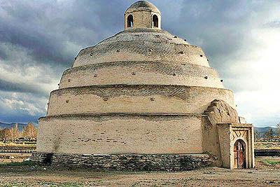 آسیب سیل به بناهای تاریخی