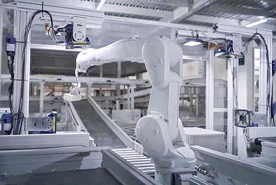 انبار روباتیک