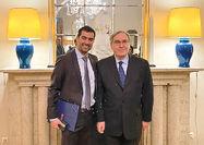 شهاب در جمع شوالیههای ایران