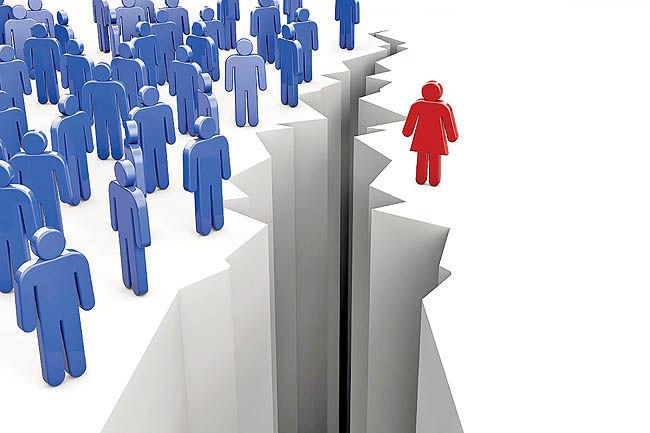 عمق شکاف جنسیت در ایران