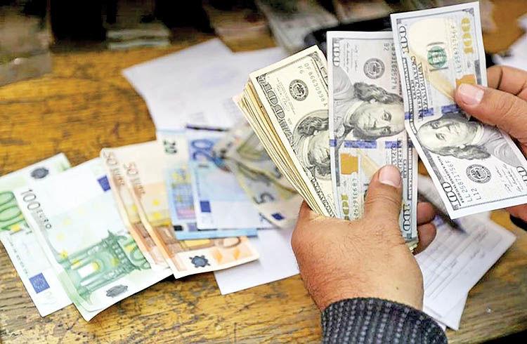 حرکت دلار به سوی مرز مقاومتی