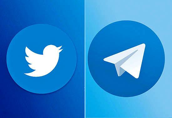 تلاش برای رفع فیلتر از توییتر