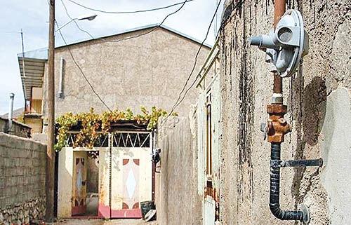 گازرسانی به 750 روستای آذربایجان شرقی