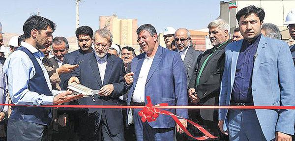 سه طرح صنعتی شرکت فولاد غرب آسیا به بهرهبرداری رسید