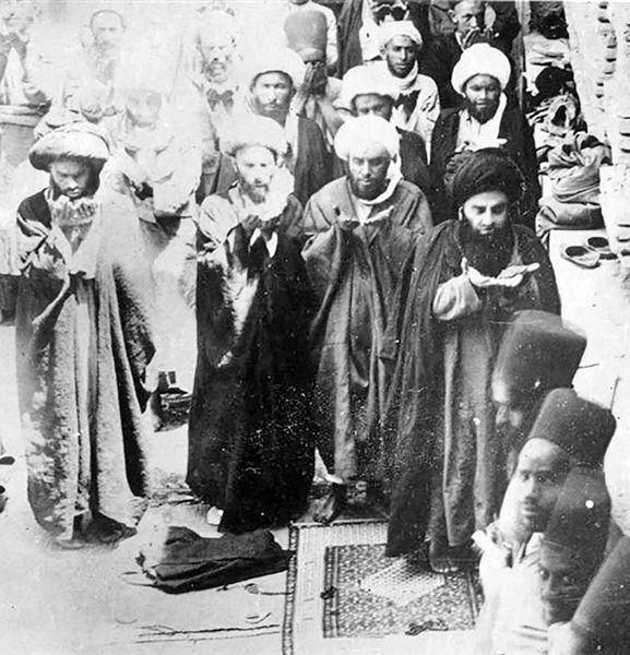 تاثیر آرای سید لاری در انقلاب مشروطه