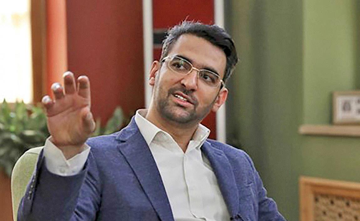 وزیر ارتباطات:محدودیت شبکههای اجتماعی نتیجه عکس دارد