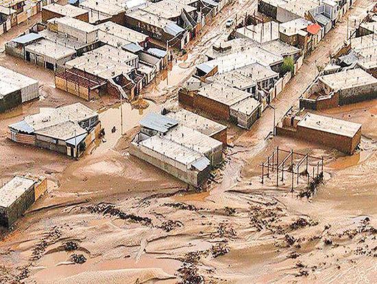 خطر اجتماعی در مناطق سیلزده