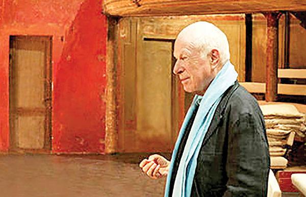 جدیدترین اجرای پیتر بروک روی صحنه تئاتر