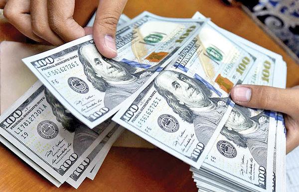 نزول دلار به زیر مرز 13