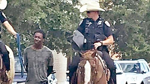 بازگشت به عصر بردهداری در تگزاس