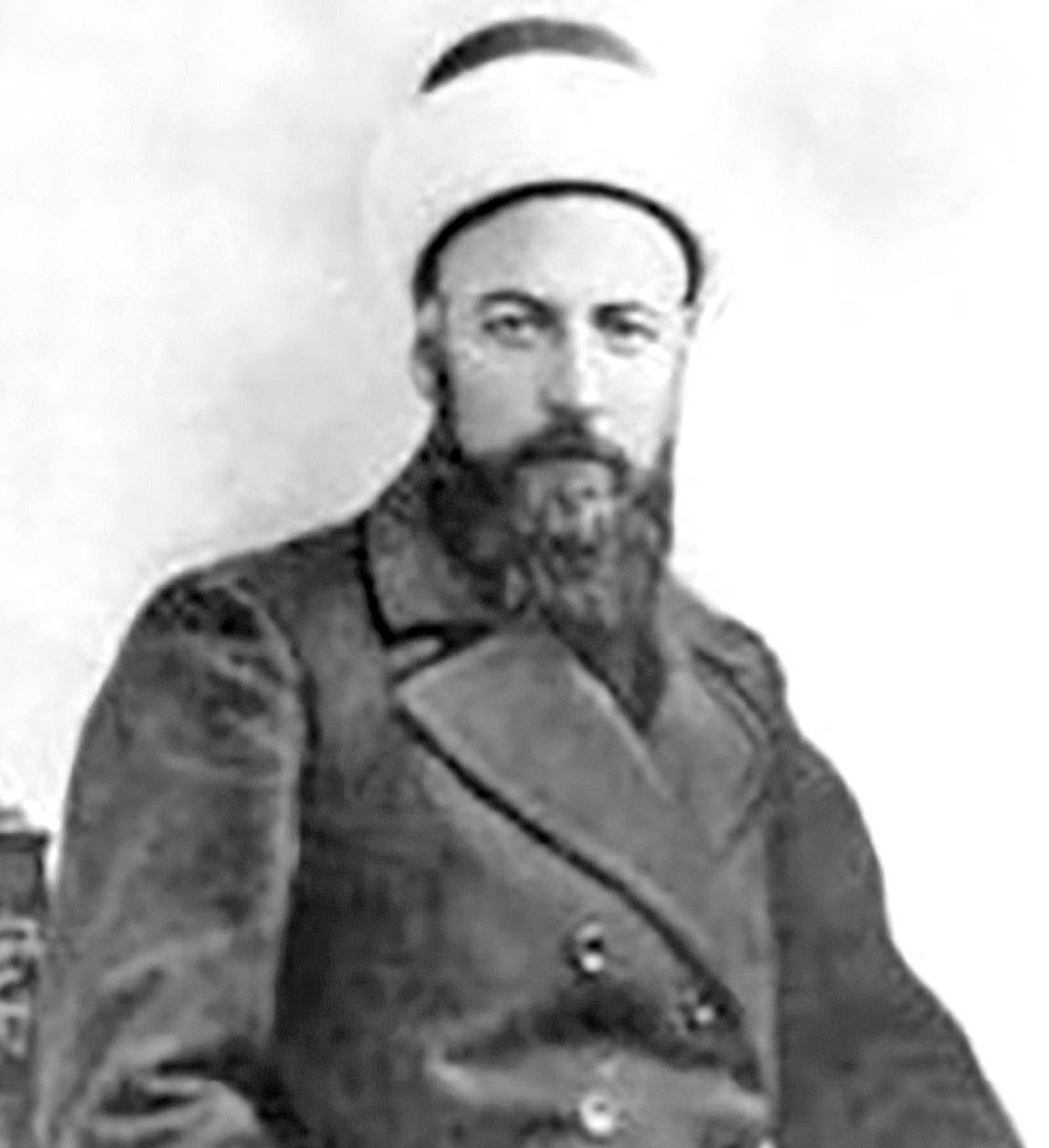 سر پرشور میرزا حسن تبریزی