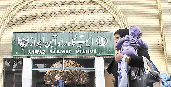 توسعه ایستگاه راهآهن مرکزی اهواز  در اولویت 