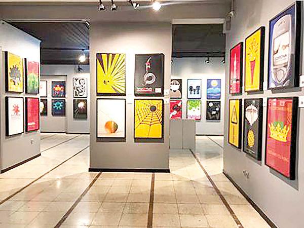 برپایی نمایشگاه بینالمللی پوستر کرونایی