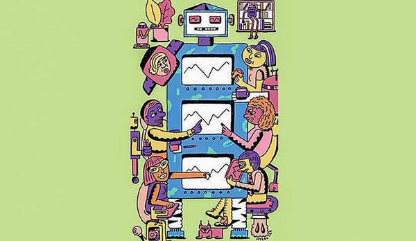 روباتها چگونه تیم مدیریتی را تغییر خواهند داد؟