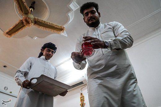 آیین عید سعید فطر در اهواز