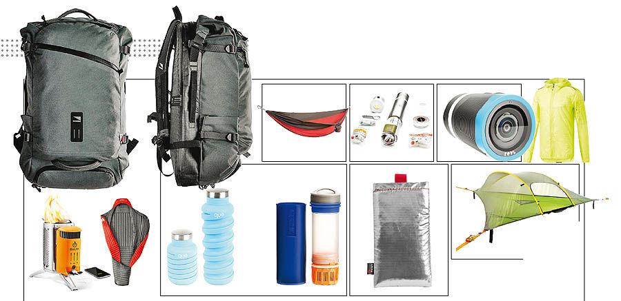 10 ابزار ضروری در سفرهای ماجراجویانه