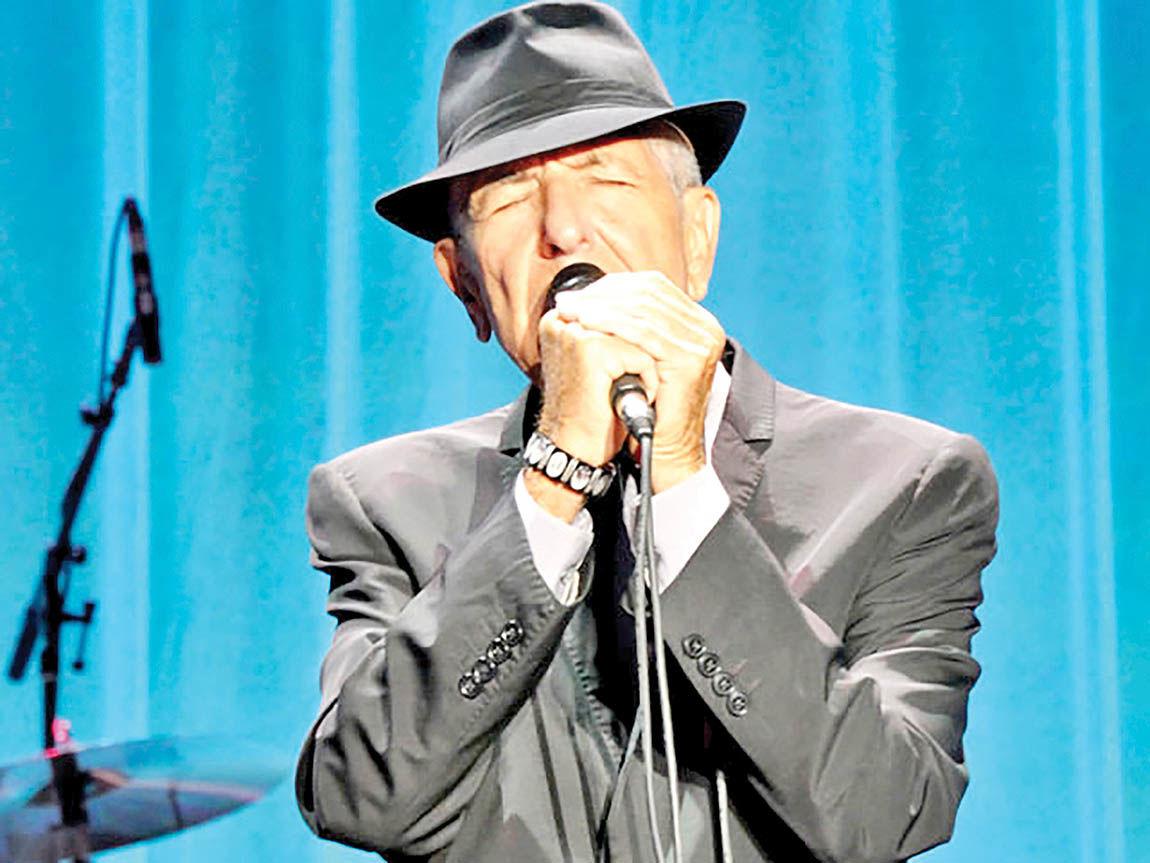 آهنگهای ناتمام «لئونارد کوهن» در یک آلبوم جدید