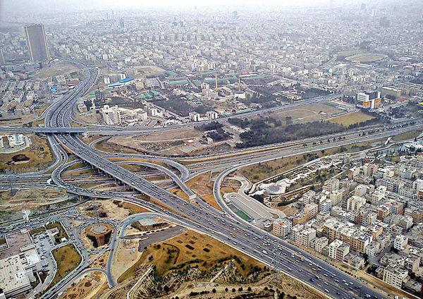 باز معماری شهرداری تهران