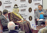دیالوگ ایرانی-عربی برای امنیت منطقهای