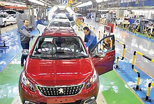 تبعات خروج اروپا از صنعت خودروی ایران