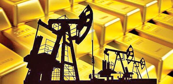 نفت و طلا در قله قیمتی
