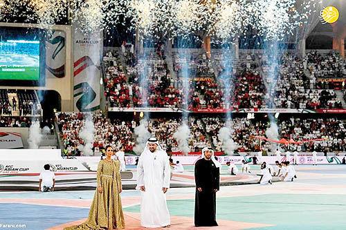 درخشش ایران در جام ملتهای آسیا
