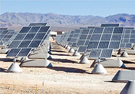 یزد مهد تولید انرژی خورشیدی