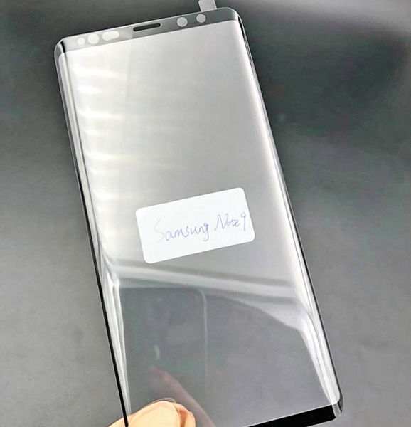 افشای محافظ صفحهنمایش Galaxy Note 9؛ آیا طراحی تغییر پیدا میکند؟