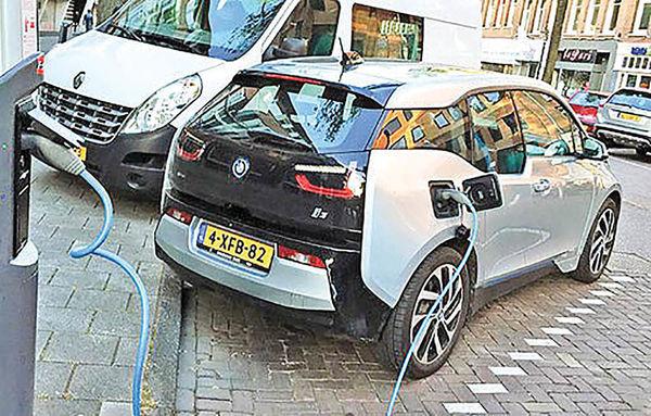 رشد خودروهای برقی در اروپا