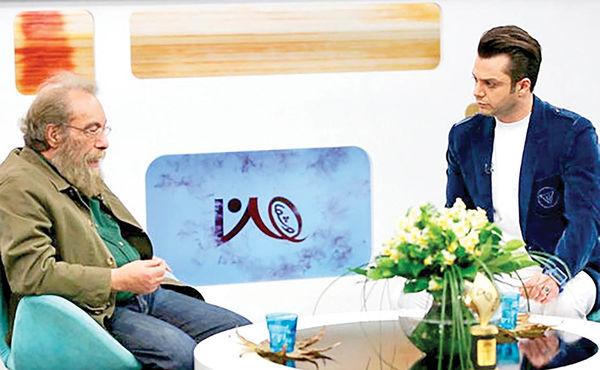 ممنوعیت موقت آرش ظلیپور از اجرا در تلویزیون